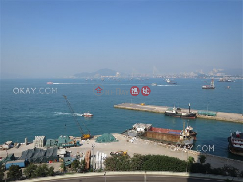Luxurious 3 bedroom with sea views & balcony | Rental | Harbour One 維壹 Rental Listings