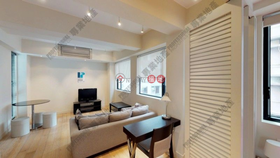 HK$ 7.9M | 43-45 Square Street | Central District SQUARE STREET NO.43-45