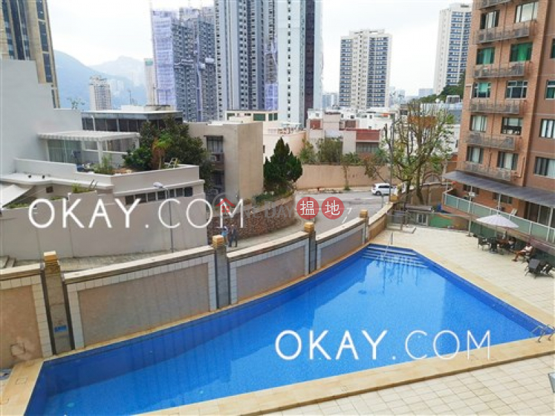 HK$ 70,000/ month Butler Towers, Wan Chai District, Efficient 4 bedroom with parking | Rental