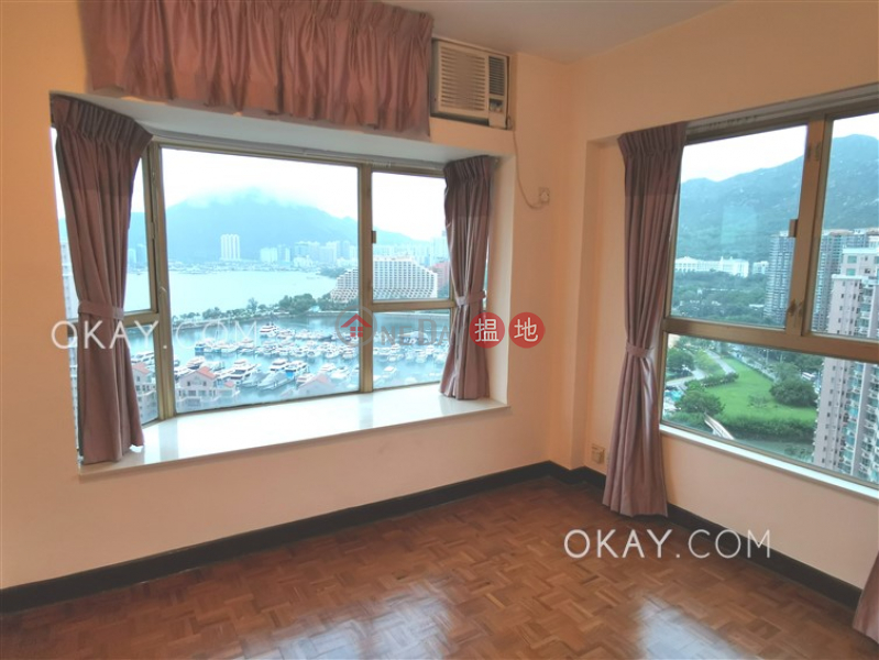 HK$ 36,000/ month | Hong Kong Gold Coast Block 12 Tuen Mun, Tasteful 3 bedroom on high floor with rooftop & balcony | Rental