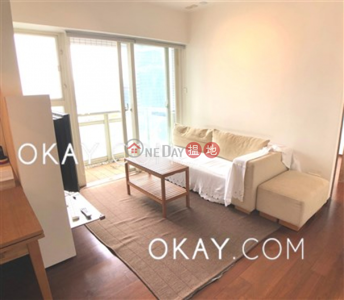 Property Search Hong Kong | OneDay | Residential | Rental Listings Lovely 3 bed on high floor with harbour views & balcony | Rental