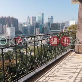 Gorgeous 3 bedroom with balcony & parking   Rental 5 Wang fung Terrace(5 Wang fung Terrace)Rental Listings (OKAY-R375691)_3