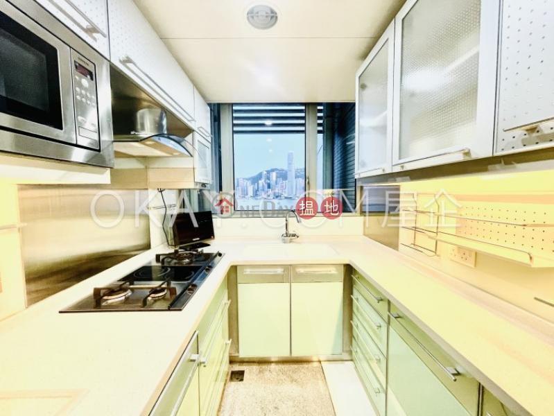 Unique 2 bedroom in Kowloon Station | Rental | The Harbourside Tower 2 君臨天下2座 Rental Listings