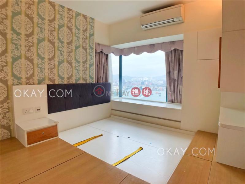 Practical 2 bedroom on high floor with sea views | Rental | Tower 6 The Long Beach 浪澄灣6座 Rental Listings