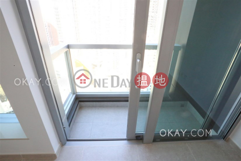 Stylish 2 bedroom on high floor with balcony | Rental|Resiglow Pokfulam(Resiglow Pokfulam)Rental Listings (OKAY-R378697)_0