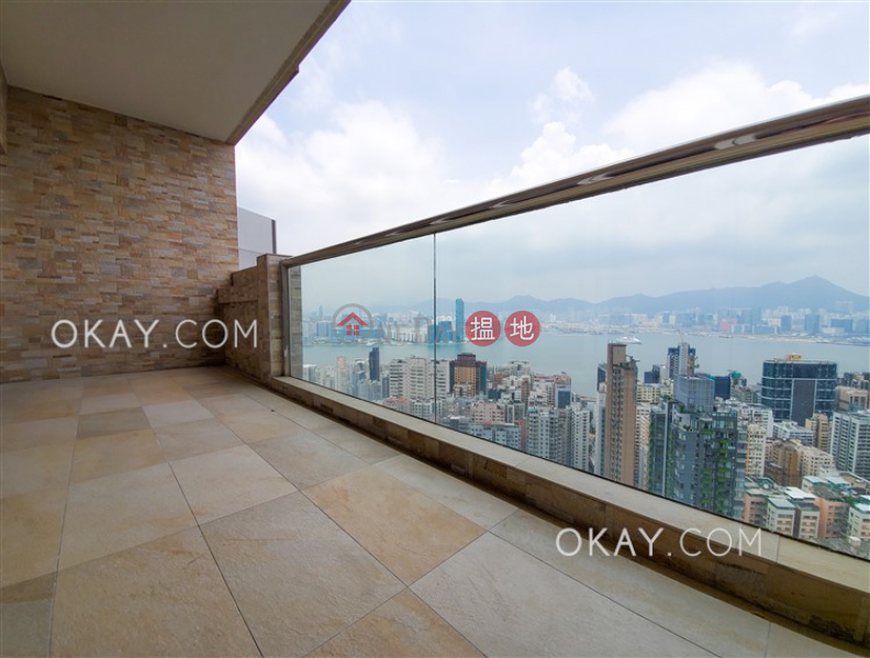 3房2廁,實用率高,極高層,連車位《雲峰大廈出租單位》144-158天后廟道   東區香港-出租 HK$ 65,000/ 月