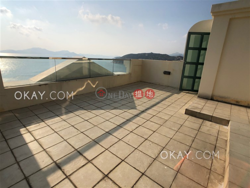 Exquisite house with sea views, rooftop | Rental | Phase 1 Regalia Bay 富豪海灣1期 Rental Listings