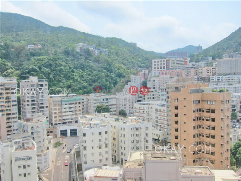 Lovely 2 bedroom on high floor | Rental, V Happy Valley V Happy Valley Rental Listings | Wan Chai District (OKAY-R322631)