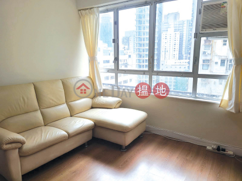Bright, High Efficiency with Good Floor Plan, Quiet but Convenient Ying Fai Court(Ying Fai Court)Sales Listings (E81118)_0