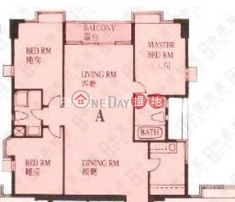 3 Bedroom Family Flat for Rent in Braemar Hill|Pacific Palisades(Pacific Palisades)Rental Listings (EVHK91319)_0