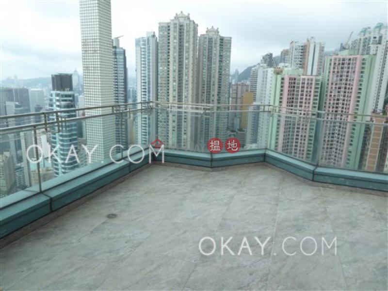 香港搵樓|租樓|二手盤|買樓| 搵地 | 住宅出售樓盤|4房3廁,極高層,星級會所,可養寵物《羅便臣道80號出售單位》