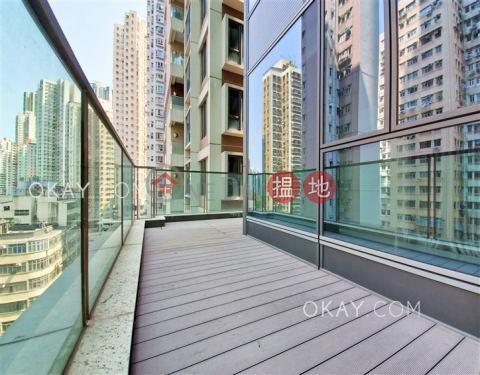Lovely 1 bedroom with balcony | Rental|Western DistrictTownplace(Townplace)Rental Listings (OKAY-R368843)_0