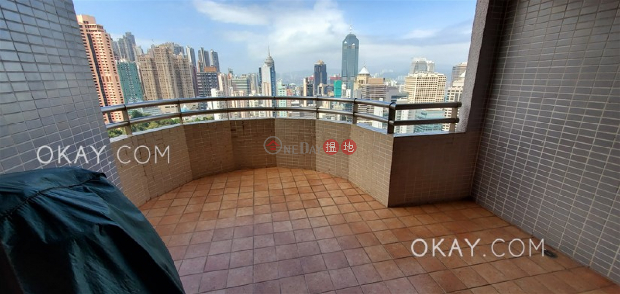 Beautiful 4 bedroom on high floor with balcony | Rental | The Royal Court 帝景閣 Rental Listings