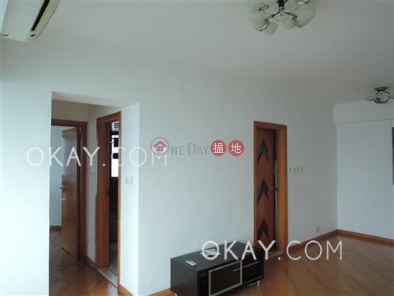 HK$ 34,000/ month   Manhattan Heights   Western District, Elegant 2 bedroom on high floor with sea views   Rental