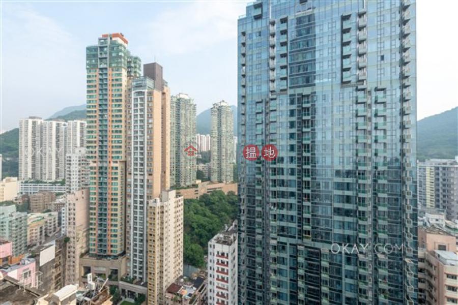 2房1廁,極高層,可養寵物《The Kennedy on Belcher\'s出租單位》-97卑路乍街 | 西區|香港-出租|HK$ 34,400/ 月