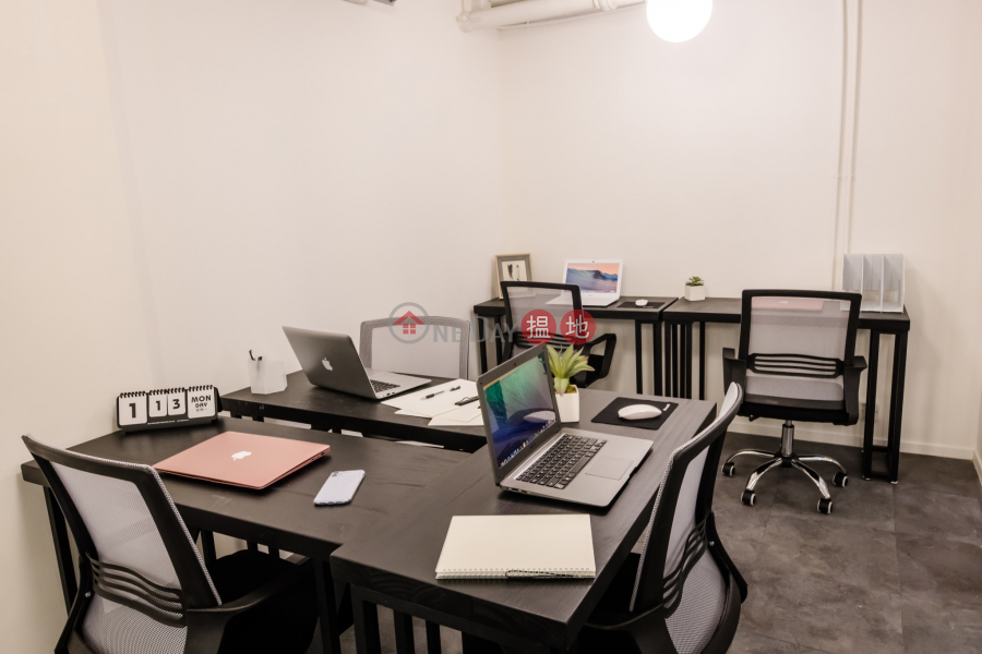 Co Work Mau I Private Office (5-pax) $12000 per month   Eton Tower 裕景商業中心 Rental Listings