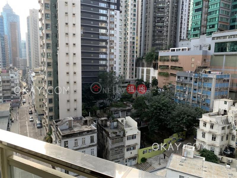 2房1廁,星級會所,可養寵物,露台《聚賢居出租單位》108荷李活道 | 中區-香港-出租HK$ 29,000/ 月