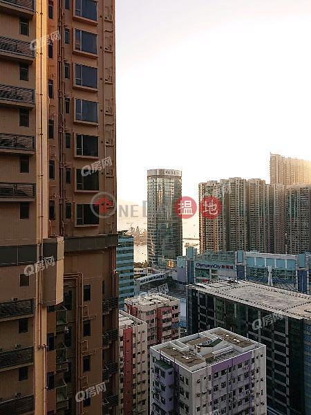 少海景 部分傢電 品味設計裝修《利奧坊‧曉岸2座租盤》|11利得街 | 油尖旺香港出租HK$ 17,500/ 月