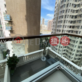 Generous 1 bedroom with balcony   For Sale