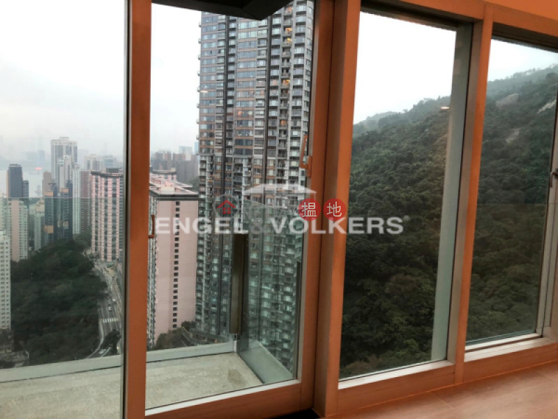 HK$ 76,000/ month   The Legend Block 3-5 Wan Chai District, 3 Bedroom Family Flat for Rent in Tai Hang