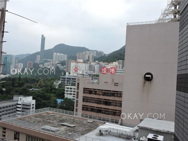 Lovely 1 bedroom with balcony | Rental, L\' Wanchai 壹嘉 Rental Listings | Wan Chai District (OKAY-R323258)