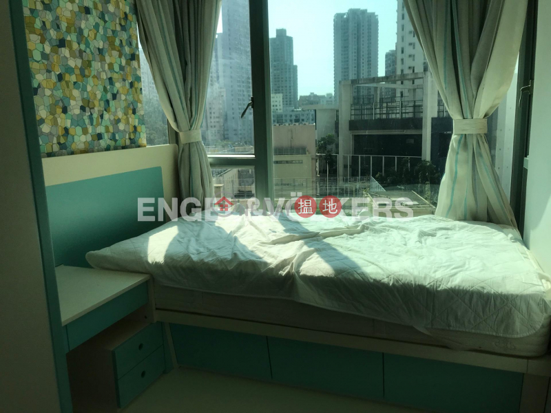 HK$ 45,000/ month 2 Park Road Western District 3 Bedroom Family Flat for Rent in Mid Levels West