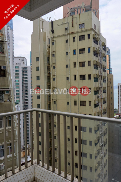 Property Search Hong Kong | OneDay | Residential Rental Listings | 3 Bedroom Family Flat for Rent in Sheung Wan