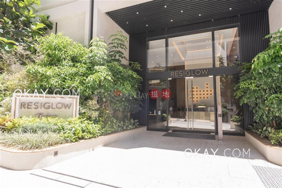 1房1廁,極高層,星級會所,露台《RESIGLOW薄扶林出租單位》-8興漢道 | 西區|香港出租HK$ 25,000/ 月