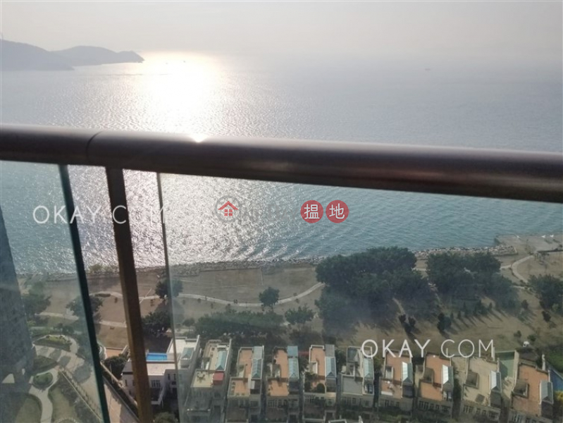 HK$ 59,800/ month Phase 1 Residence Bel-Air Southern District, Luxurious 3 bed on high floor with sea views & balcony | Rental