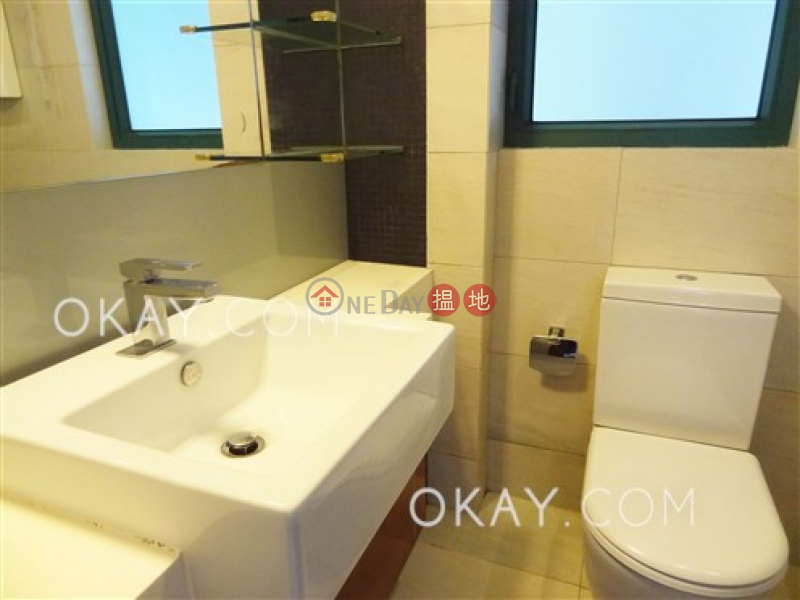 Lovely 2 bedroom on high floor with balcony | Rental | Tower 2 Grand Promenade 嘉亨灣 2座 Rental Listings