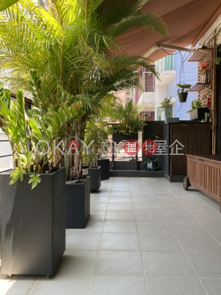 HK$ 8.6M   New Central Mansion   Central District Charming 1 bedroom with terrace   For Sale