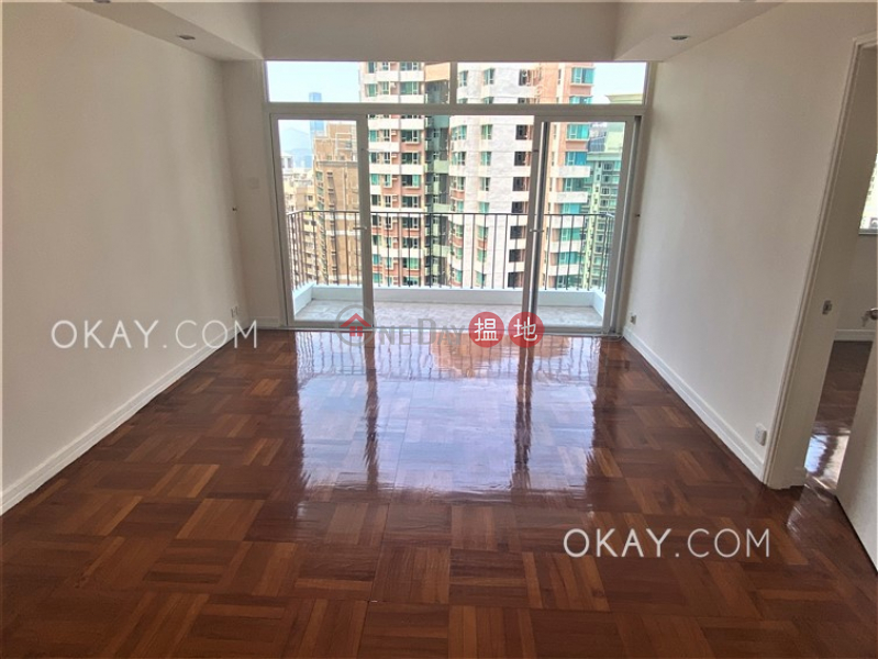 Efficient 3 bedroom with balcony & parking | Rental | Monticello 滿峰台 Rental Listings