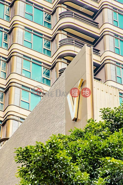 HK$ 42,000/ month | Castle One By V Western District Castle One By V | 1 bedroom High Floor Flat for Rent