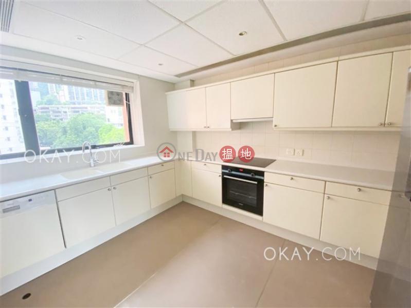 HK$ 110,000/ 月 雅賓利大廈-中區 3房3廁,星級會所,連車位,露台《雅賓利大廈出租單位》
