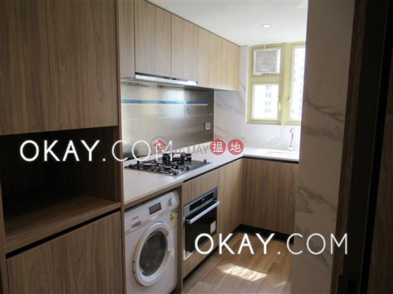 Lovely 1 bedroom on high floor with parking   Rental 74-76 MacDonnell Road   Central District Hong Kong, Rental, HK$ 60,000/ month