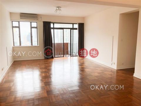 Efficient 3 bedroom with harbour views, balcony | Rental|Fulham Garden(Fulham Garden)Rental Listings (OKAY-R49460)_0