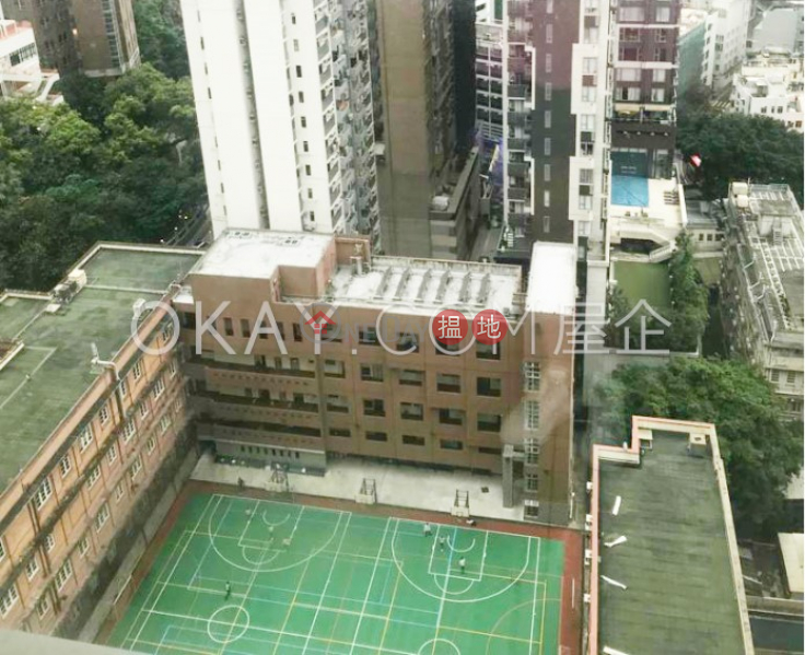 Property Search Hong Kong | OneDay | Residential, Sales Listings | Rare 1 bedroom on high floor with balcony | For Sale