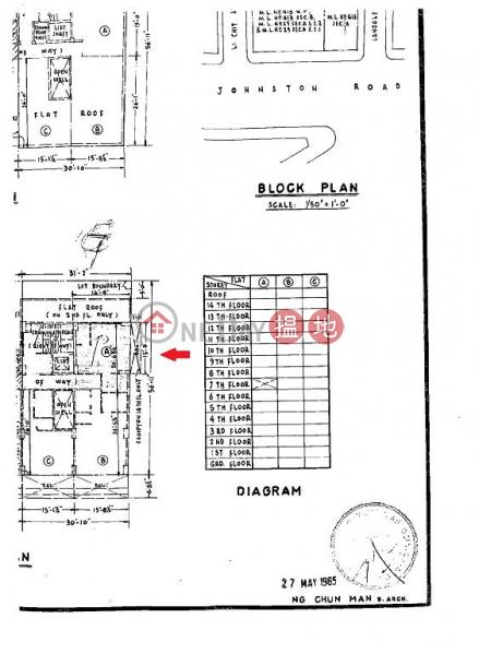灣仔文熙大廈單位出售|住宅|灣仔區文熙大廈(Man Hee Mansion)出售樓盤 (H000363535)