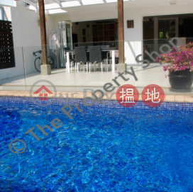 Beautiful Family Home with Private Pool|西貢黃竹山新村(Wong Chuk Shan New Village)出售樓盤 (John-96862592)_0