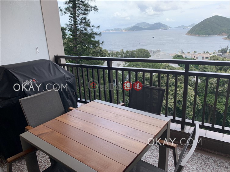 Efficient 4 bed on high floor with sea views & balcony | Rental | South Bay Villas Block A 南灣新村 A座 Rental Listings