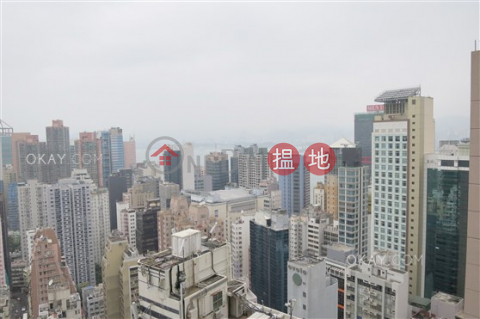 Unique 3 bed on high floor with harbour views & balcony | For Sale|Centrestage(Centrestage)Sales Listings (OKAY-S17144)_0