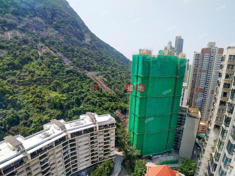 香港搵樓 租樓 二手盤 買樓  搵地   住宅出租樓盤-兩房山景 半山梯旁 連車位《君德閣租盤》