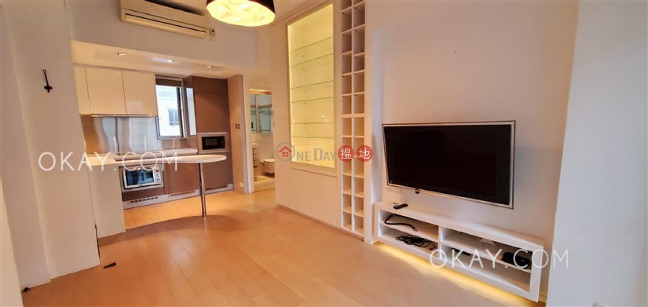 HK$ 28,000/ 月|Soho 38-西區|1房1廁,星級會所,可養寵物,露台《Soho 38出租單位》