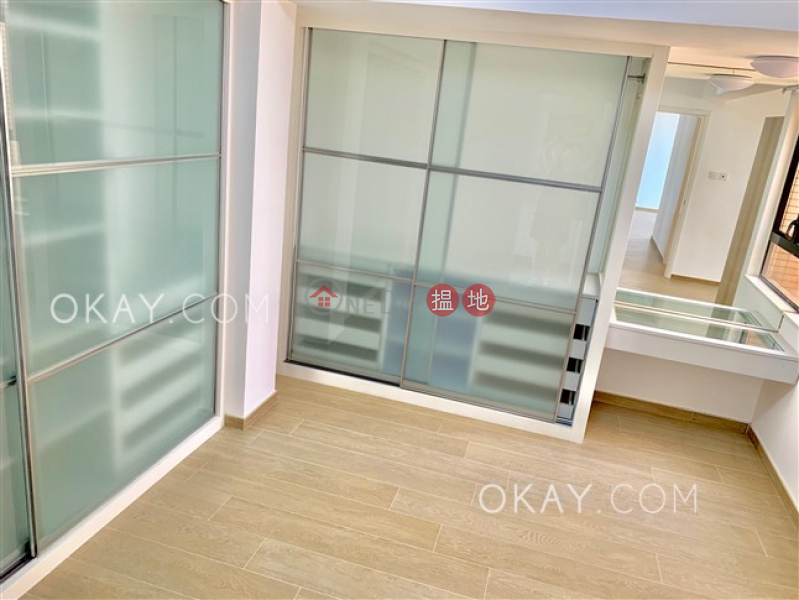 Property Search Hong Kong | OneDay | Residential Rental Listings, Efficient 2 bed on high floor with sea views & balcony | Rental
