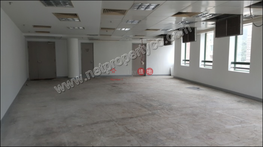 Heart of Wan Chai area office for Lease 36 Hennessy Road | Wan Chai District | Hong Kong, Rental HK$ 44,670/ month
