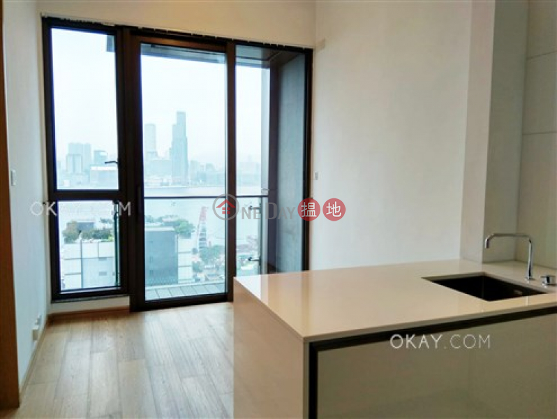 Gorgeous 1 bedroom with harbour views & balcony | For Sale | The Gloucester 尚匯 Sales Listings