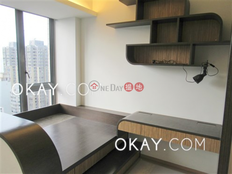 HK$ 9M, The Met. Sublime, Western District   Unique 1 bedroom on high floor with balcony   For Sale