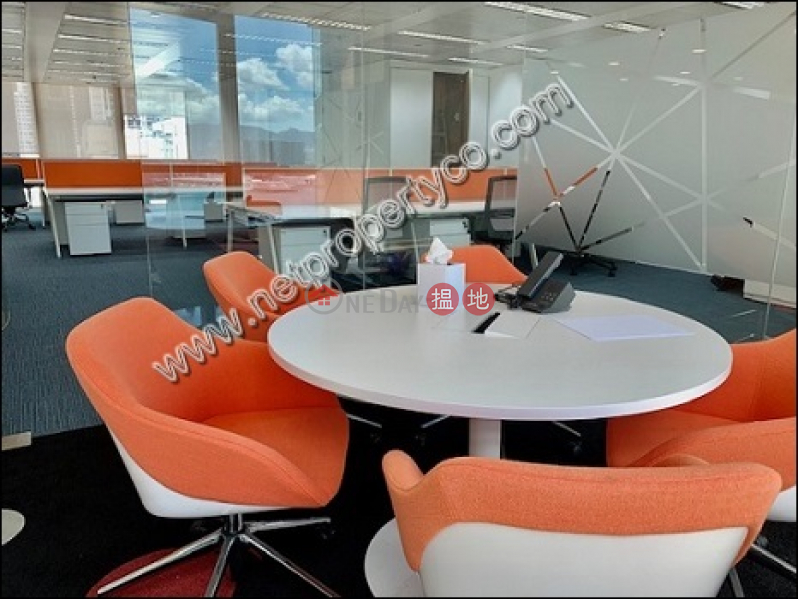 Property Search Hong Kong | OneDay | Office / Commercial Property, Rental Listings Fully furnished big office space with seaview
