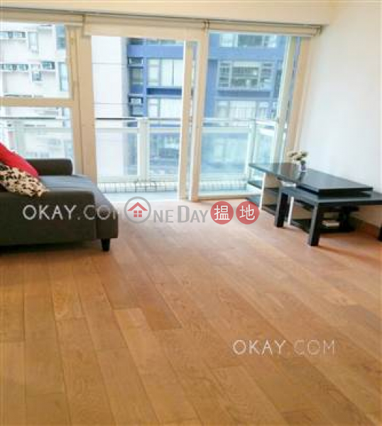 HK$ 11.25M | Centrestage Central District | Tasteful 2 bedroom with balcony | For Sale