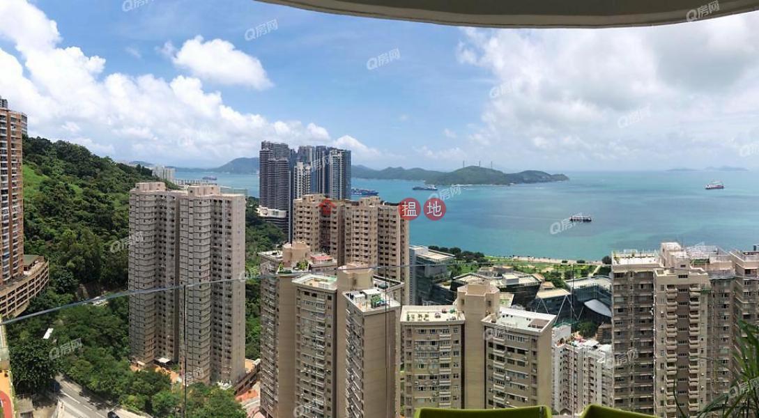 開揚遠景,連車位,豪宅地段《碧瑤灣19-24座買賣盤》-550域多利道   西區香港出售-HK$ 2,650萬